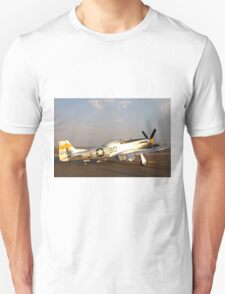 P-51 Mustang Fighter Plane Unisex T-Shirt
