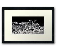 MonoLake  2 Framed Print