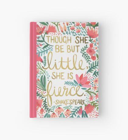 Little & Fierce Hardcover Journal