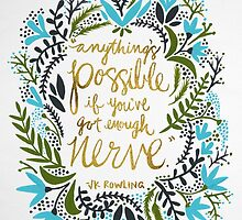 Anything's Possible by Cat Coquillette