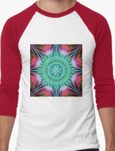 Beautiful morning, fractal abstract pattern design T-Shirt