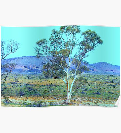 A breathtaking landscape Poster
