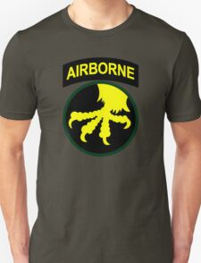 17th Airborne Division (United States - Historical) T-Shirt
