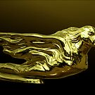 "1940 Cadillac ""Winged Woman"" Hood Ornament by TeeMack"