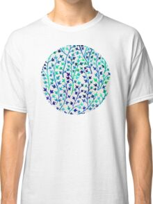 Turquoise Ivy Classic T-Shirt
