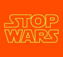 STOP WARS Kids Clothes