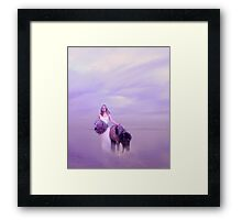 Eos-Promise of a New Day Framed Print