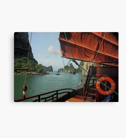Halong Bay, Viet Nam Canvas Print