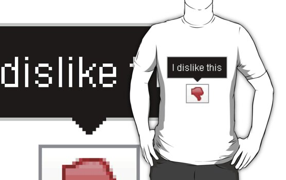 I Dislike This! by blacknoise