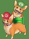 Plumber Pups by MeganLara