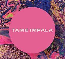 Tame Impala by XWTEddieB