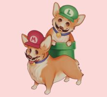 Plumber Pups One Piece - Short Sleeve