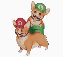 Plumber Pups One Piece - Short Sleeve