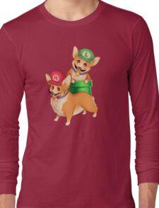 Plumber Pups Long Sleeve T-Shirt