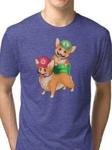 Plumber Pups Tri-blend T-Shirt