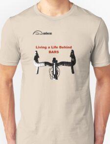 Cycling T Shirt - Life Behind Bars Unisex T-Shirt