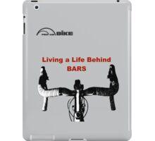 Cycling T Shirt - Life Behind Bars iPad Case/Skin