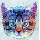 abstract kitten by Ancello