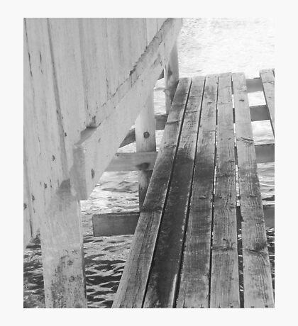 Above the sea Photographic Print