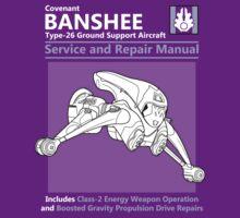 Banshee Service and Repair Manual by Adho1982