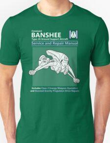 Banshee Service and Repair Manual T-Shirt