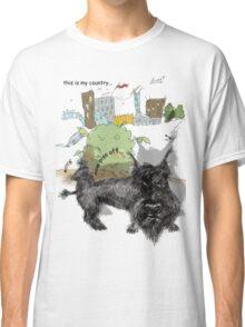 patriotic piece Classic T-Shirt