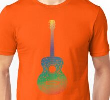 Guitar and Music Notes 6 Unisex T-Shirt