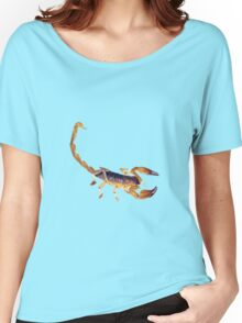 Scorpion ready to sting Women's Relaxed Fit T-Shirt