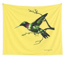 Hummingbird Highway Wall Tapestry