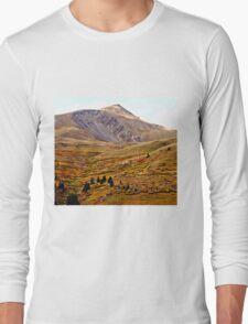 Red Rock Peak Long Sleeve T-Shirt
