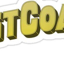 Best Coast Sticker
