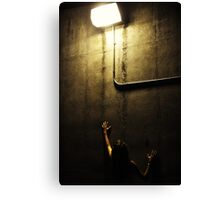 I see the light. Canvas Print