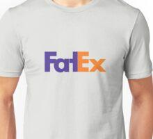 Fat Ex Express (1) Unisex T-Shirt