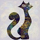 The Tattoo Cats -  Safire Tattoo by DreaMground