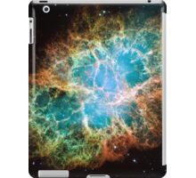 Spiritual Kloth SuperNovaKrabNeb by Kordial Orange iPad Case/Skin