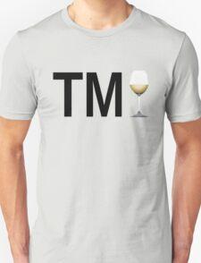 TM Wine (Black Ink/White Wine) T-Shirt