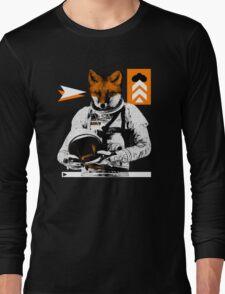 The Fastest Fox Long Sleeve T-Shirt