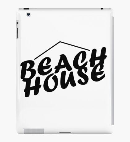 Beach House iPad Case/Skin