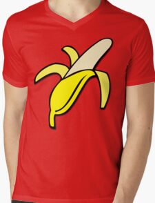Top Banana Mens V-Neck T-Shirt