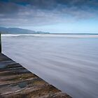Lyall bay Jetty  by John Violet