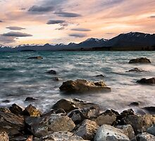 Lake Tekapo by Thomas Young