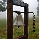 The Bell at the 17th hole, Lyme,Dorset UK by lynn carter