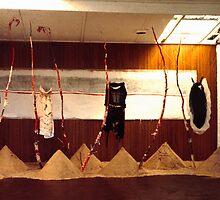 Cathy McKinnon's exhibition by ArtUnit