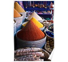 Spices of Marrakesh Poster
