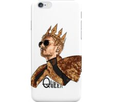 Queen Bill - Black Text iPhone Case/Skin