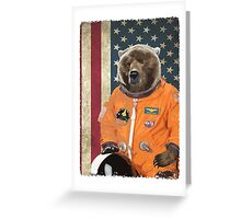 Astrobear Greeting Card