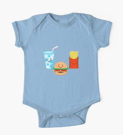 HAPPY MEAL One Piece - Short Sleeve