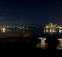 Sydney  Circular quay by donnnnnny