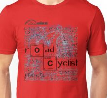 Cycling T Shirt - Road Cyclist Unisex T-Shirt