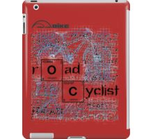 Cycling T Shirt - Road Cyclist iPad Case/Skin